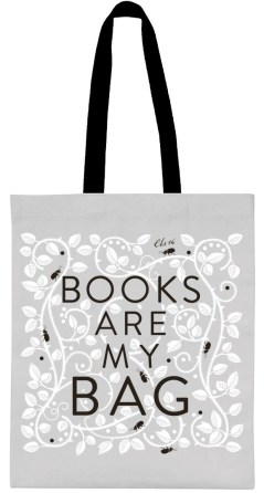 Books Are My Bag tote Coralie Bickford-Smith