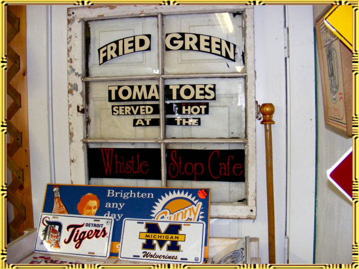 Review Fried Green Tomatoes Whistle Stop Cafe
