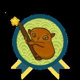 Philippine tarsier: 1 to 10 books read