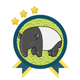 Malayan tapir: 21 to 30 books read